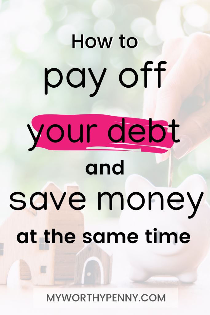 To pay off credit card debt quickly can be overwhelming. We are sharing our tips on how to pay off credit card debt and save money at the same time on the blog. Learn how to get rid of your credit card debt, personal loans, and other high interest rates debts to improve your financial life and credit score by paying off your card in full. These tricks to paying off credit cards is going to help millennials quickly be debt-free. Head to the blog to learn more. | how to aggressively pay off credit card | snowball method | emergency fund #savemoney #payoffdebt #debtpayoff